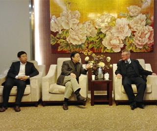 同波兰西里西亚商会在京举行合作洽谈